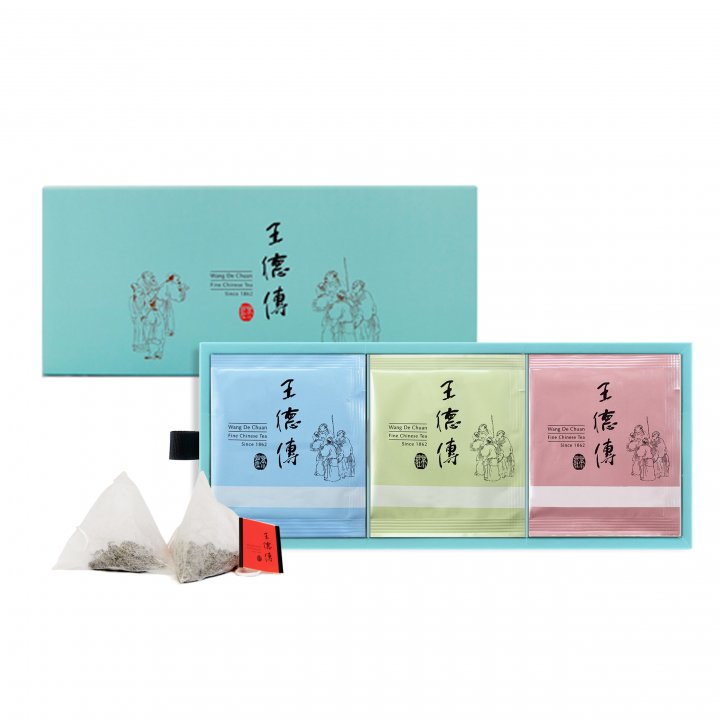 Flower-scented Oolong Tea Collection