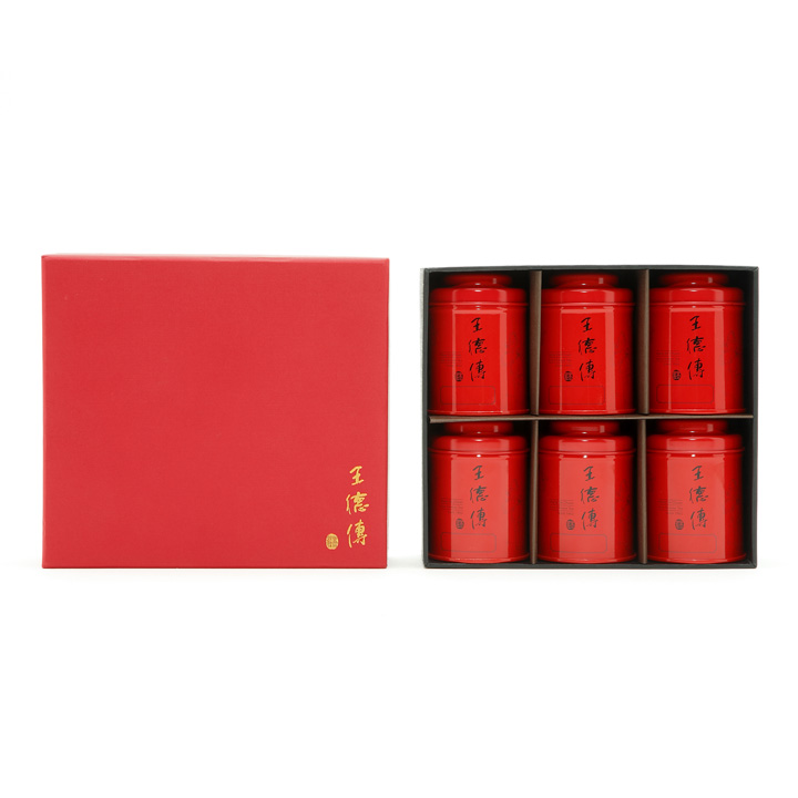 Formosa Oolong Tea Six Pack Gift Sets